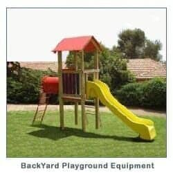 BackYard Playground Equipment