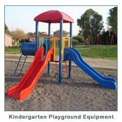 Kindergarden Playground Equipment