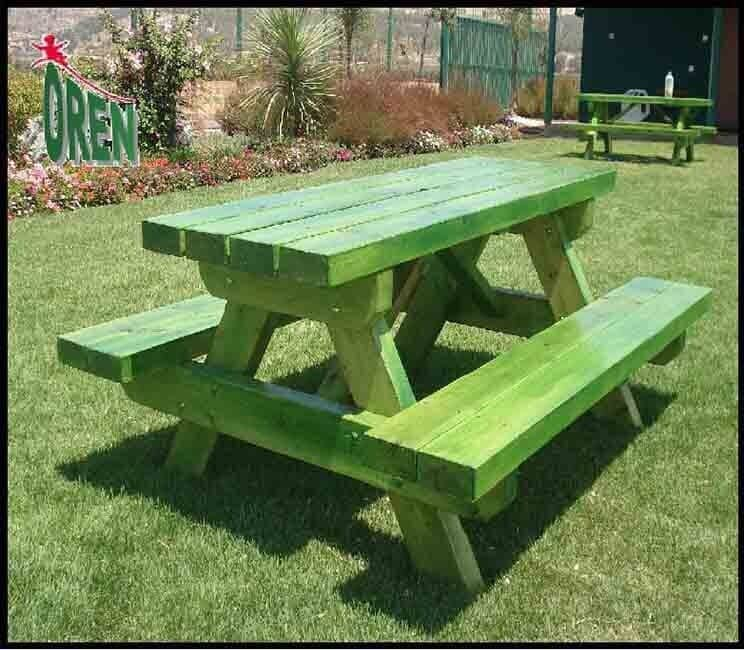 Street&Garden Furniture - Picnic Tables And Park Benches