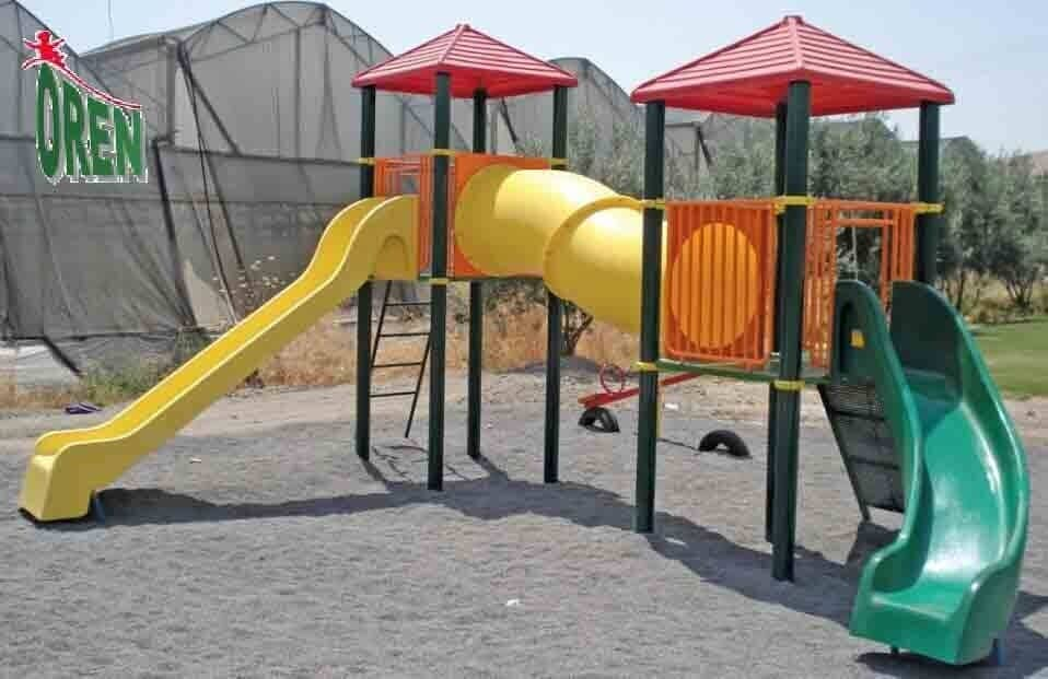 Playground equipment - playground garden - playground - yard playground - playground and sports kindergarten playground - wooden playground equipment - Venus - 1205