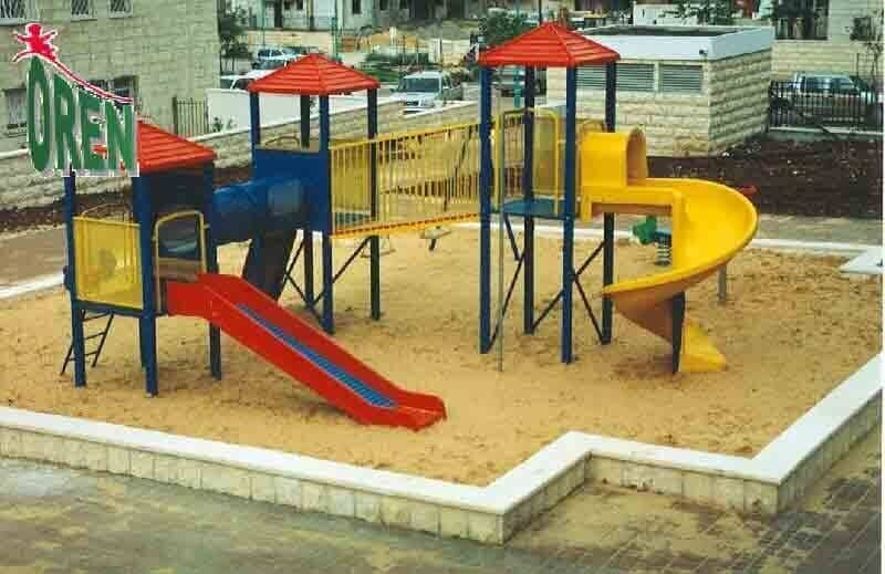 Playground equipment - playground garden - playground - yard playground - playground and sports kindergarten playground - wooden playground equipment - Diamond - 1209