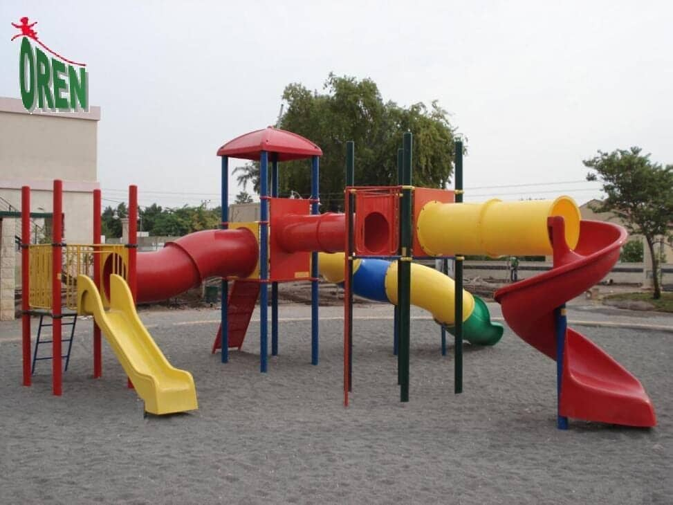 Playground equipment - playground garden - playground - yard playground - playground and sports kindergarten playground - wooden playground - Star - 1215
