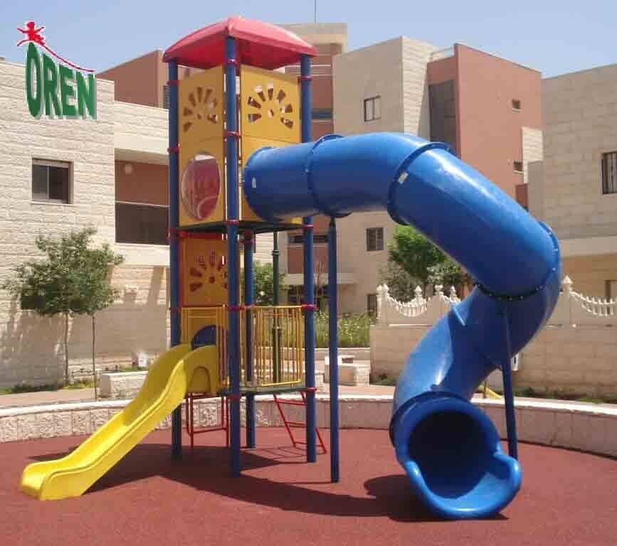 Playground equipment - playground garden - playground - yard playground - playground and sports kindergarten playground - wooden playground equipment - Land - 1222